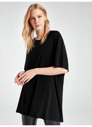 Nocturne Tişört Siyah